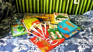 Libros aprendizaje infantil