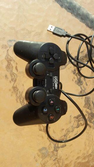 Mando PS2 USB
