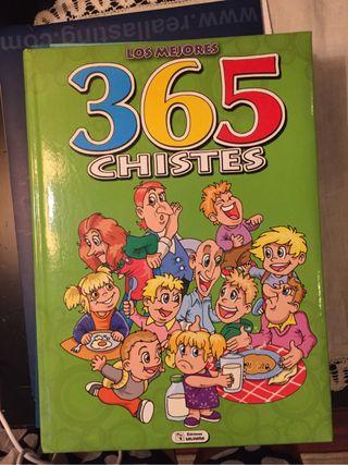 Libro chistes infantiles