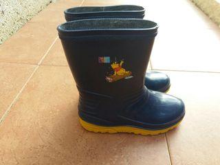 Botas de agua número 33 de Winnie the Pooh