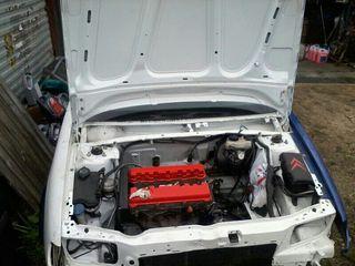 despiece motor nfx saxo vts 1.6 16v y 106 gti