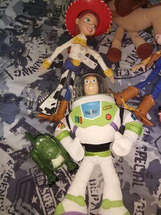 Muñecos de TOY STORY