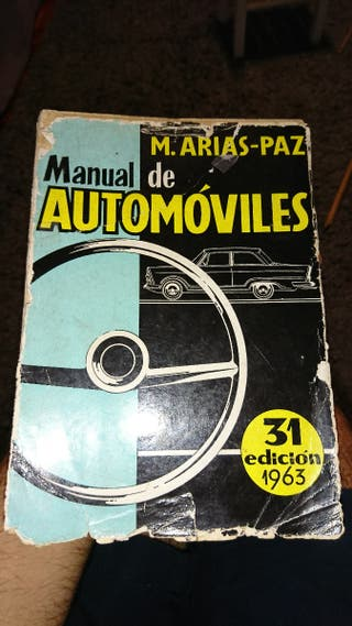 Manual de automóviles Arias paz