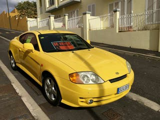 Hyundai Coupe Shark 2005