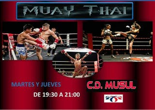 Clases Muay Thai MuSul