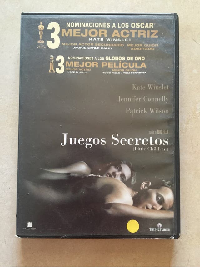 Juegos Secretos Dvd De Segunda Mano Por 5 En Malaga En Wallapop
