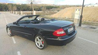 Mercedes-benz CLK 2007 AMG