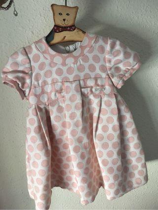 Vestido niña/bebé