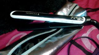 Plancha pelo Remington, casi nueva!