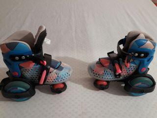 patines niñ@s