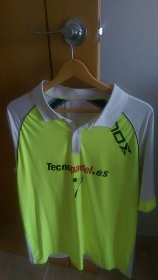 Camiseta Padel Nox