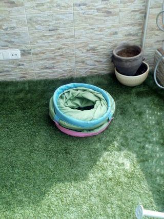 tunel juguete