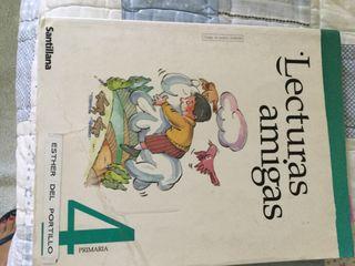 Libro de lecturas 4 Primaria