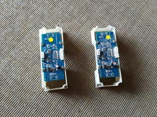 placas laterales de hoberboard