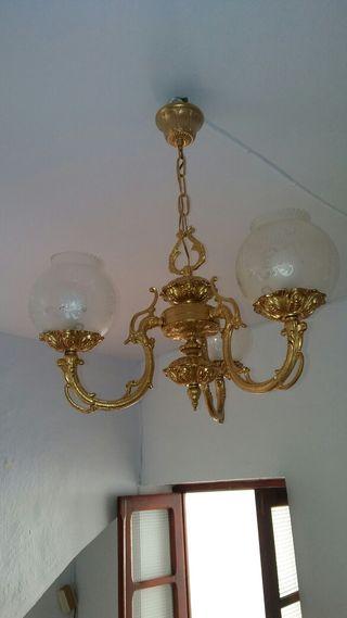 lampara salon