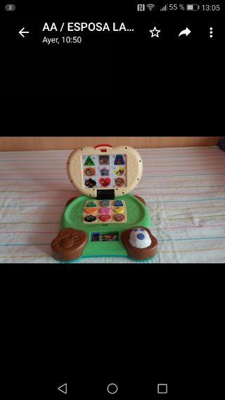 Juguete interactivo infantil
