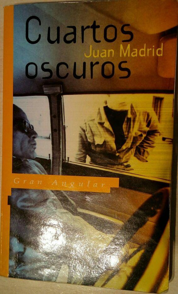 Libro Cuartos Oscuros de segunda mano por 4 € en Madrid en ...