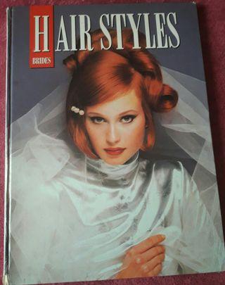 libro de recogidos de novia ..peluquerías