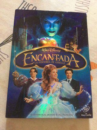 ENCANTADA Walt Disney DVD