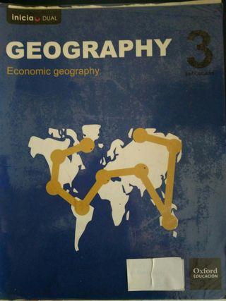 Libro geografía en ingles