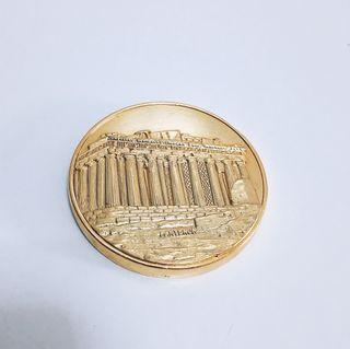 Medalla Grecia