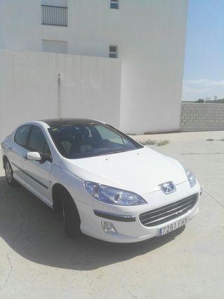 Peugeot 407 2.0 HDI 136cv