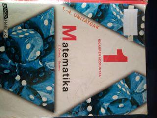 Libro matematika