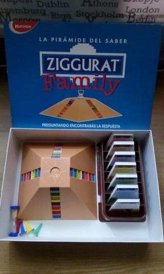 Ziggurat family
