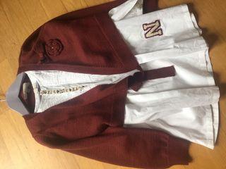 Conjunto camisa-chaqueta Nanos