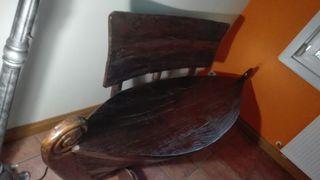 Mueble antiguo de Thailandia