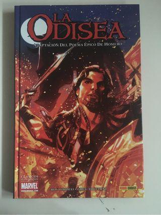 Comic - La Odisea