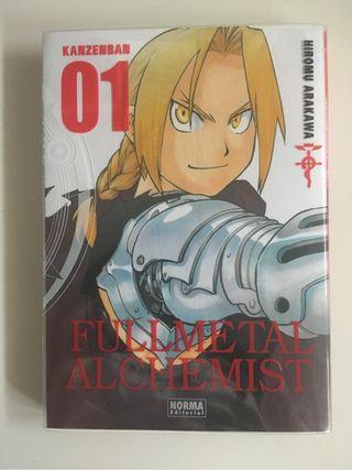 Manga - Fullmetal Alchemist