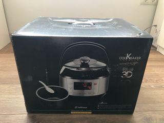 Robot de cocina la vanguardia
