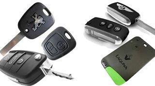 Duplicado llaves vehículo