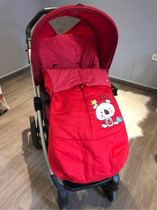 Bolsa carro bebé