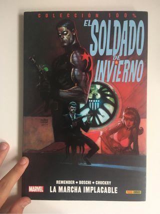 Comic - El Soldado de Invierno