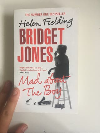 Libro - Bridget Jones