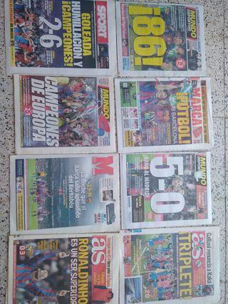 Periodicos del Barça