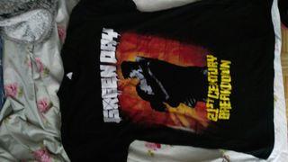 Camiseta Green Day 21st Century Breakdown Merch