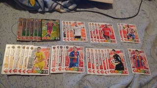 Lote Cromos Adrenalyn 2010-11