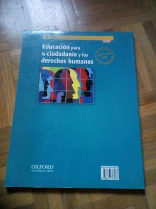 Educación para la ciudadanía (1° 2° eso)