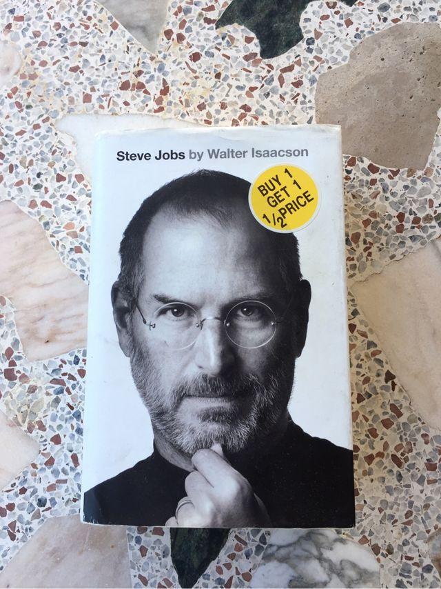 Libro Steve Jobs  Inglés  de segunda mano por 10 € en