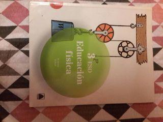 libro de educación física 3°eso