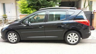 Peugeot 207 sw 1.6 hdi panorámico