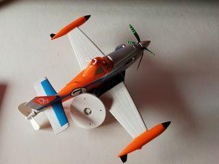 avión dasty