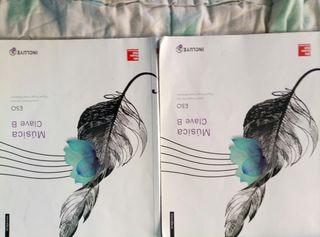 libros de 2° y 3°ESO PMAR y 3ESO normal