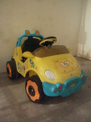 coche de bateria