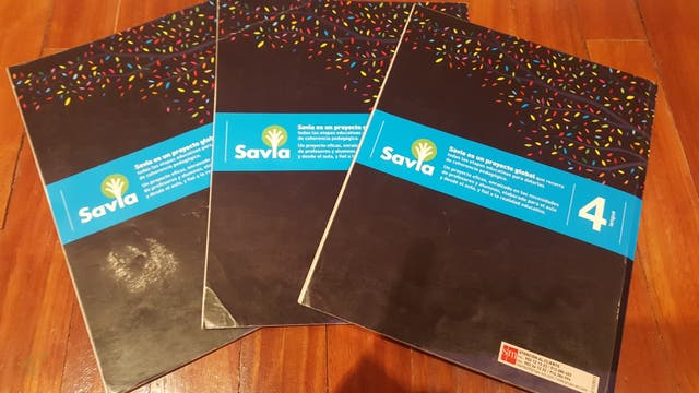 4 Primaria Sm Savia Lengua 3 Libros 9788467575385 De