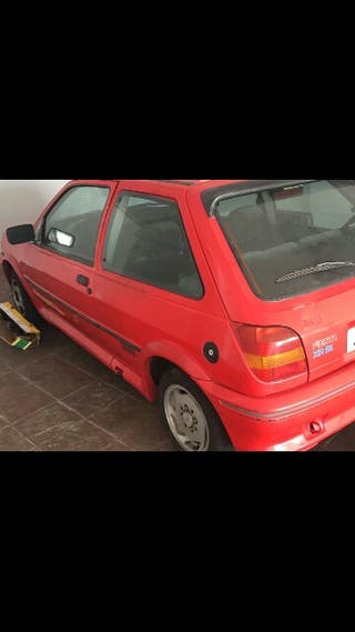( dos coches) ford fiesta xr2 1.8 16v