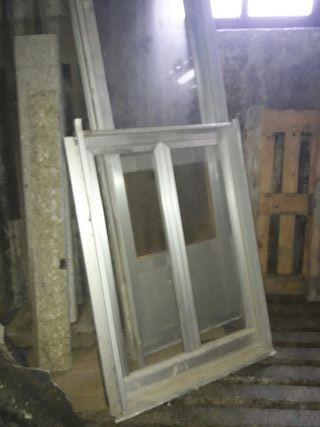 ventanas de aluminio en buen estado